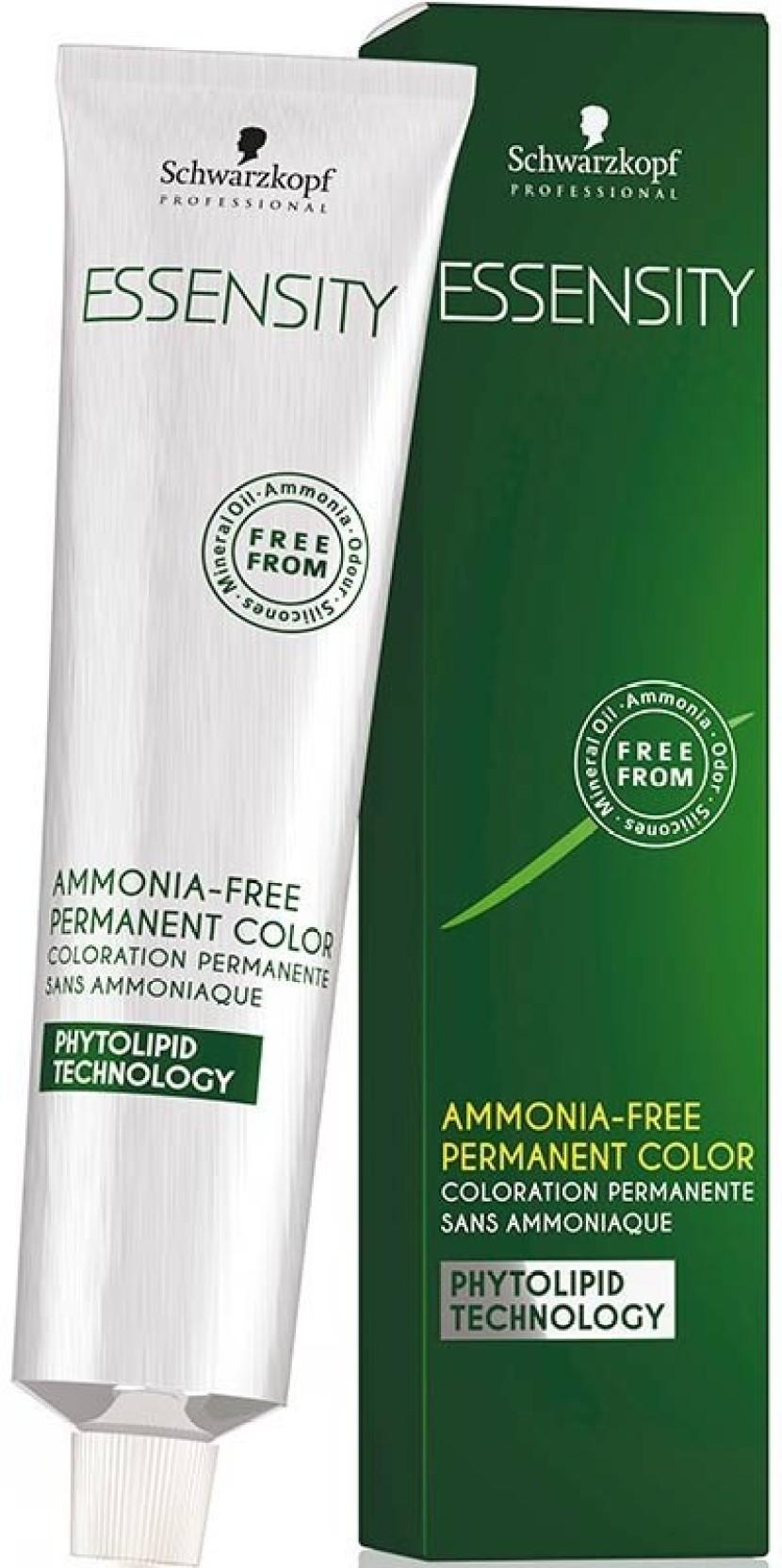 Schwarzkopf Essensity Ammonia Free Permanent Hair Color Price In