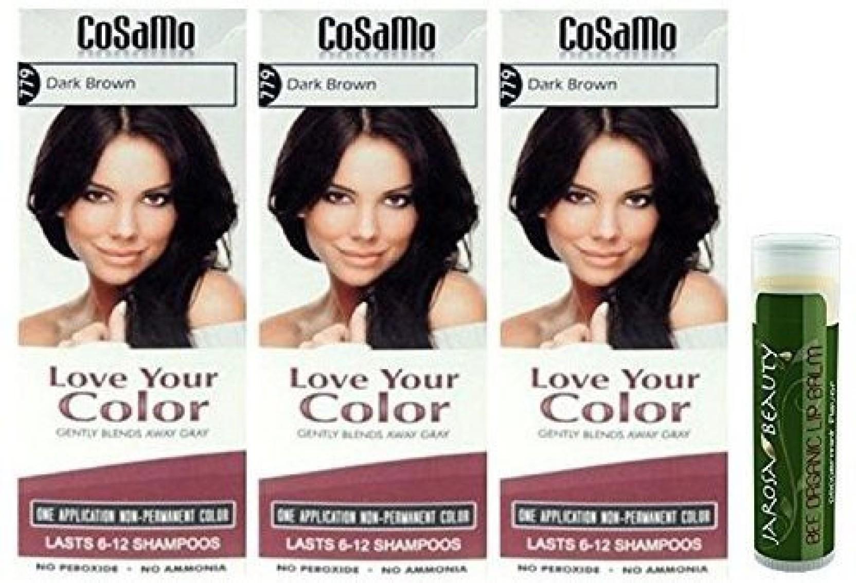 Generic Cosamo Love Your Color No Ammonia No Peroxide Hair Color