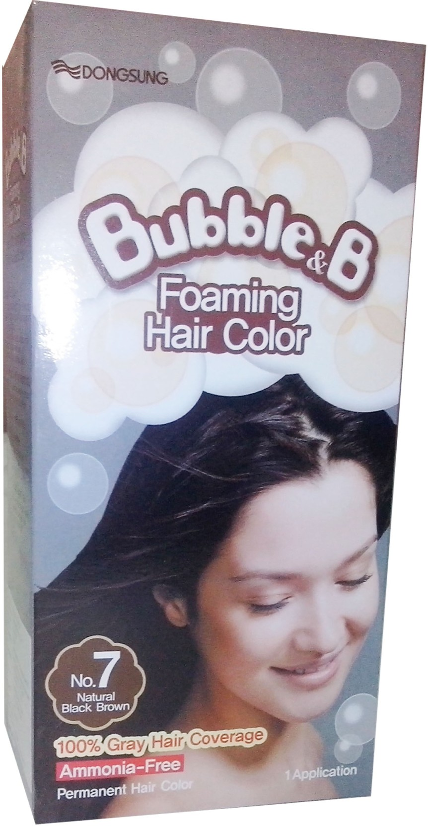Bubble B Foaming Hair Color Price In India Buy Bubble B