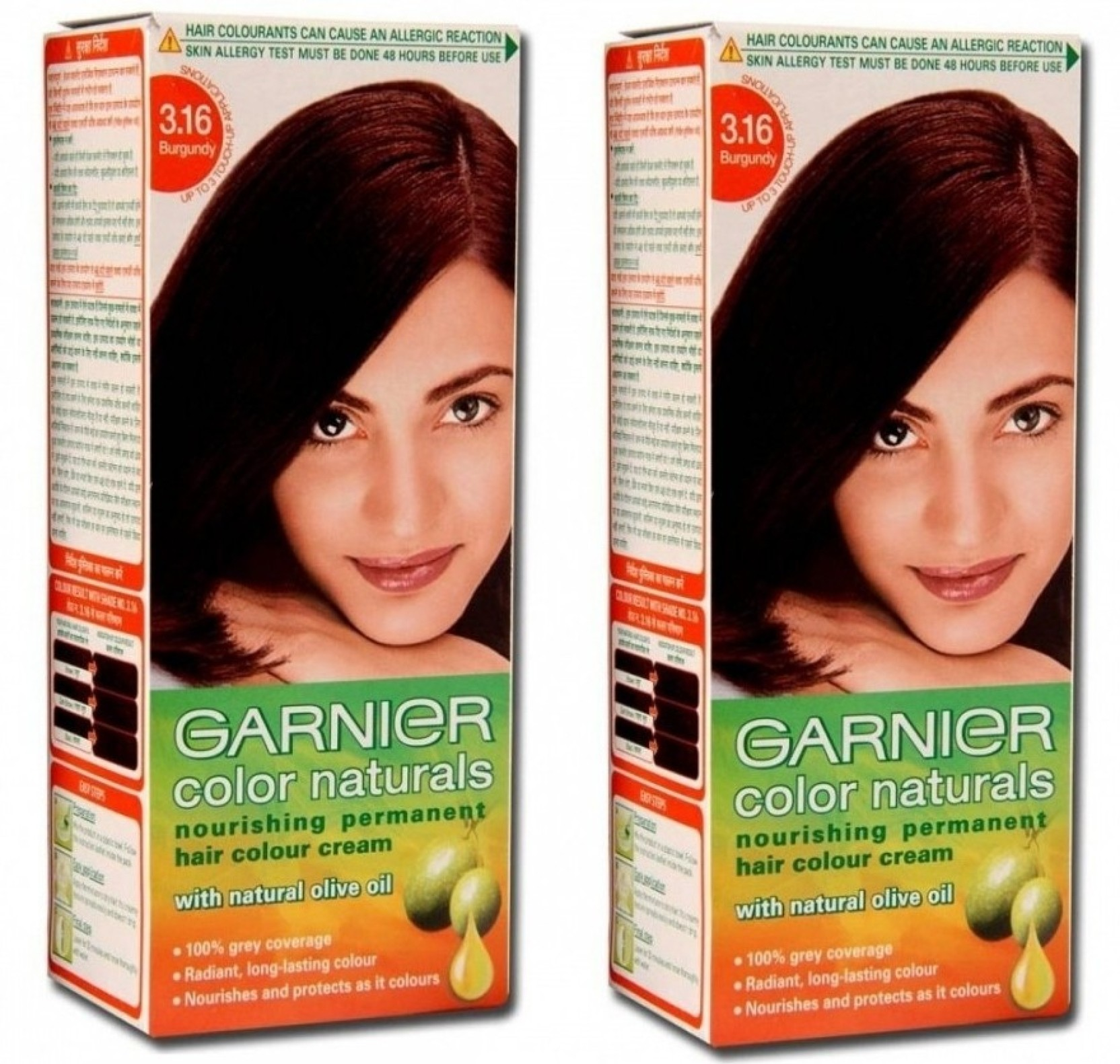 Garnier Color Naturals Hair Color  Price In India Buy Garnier Color Natural