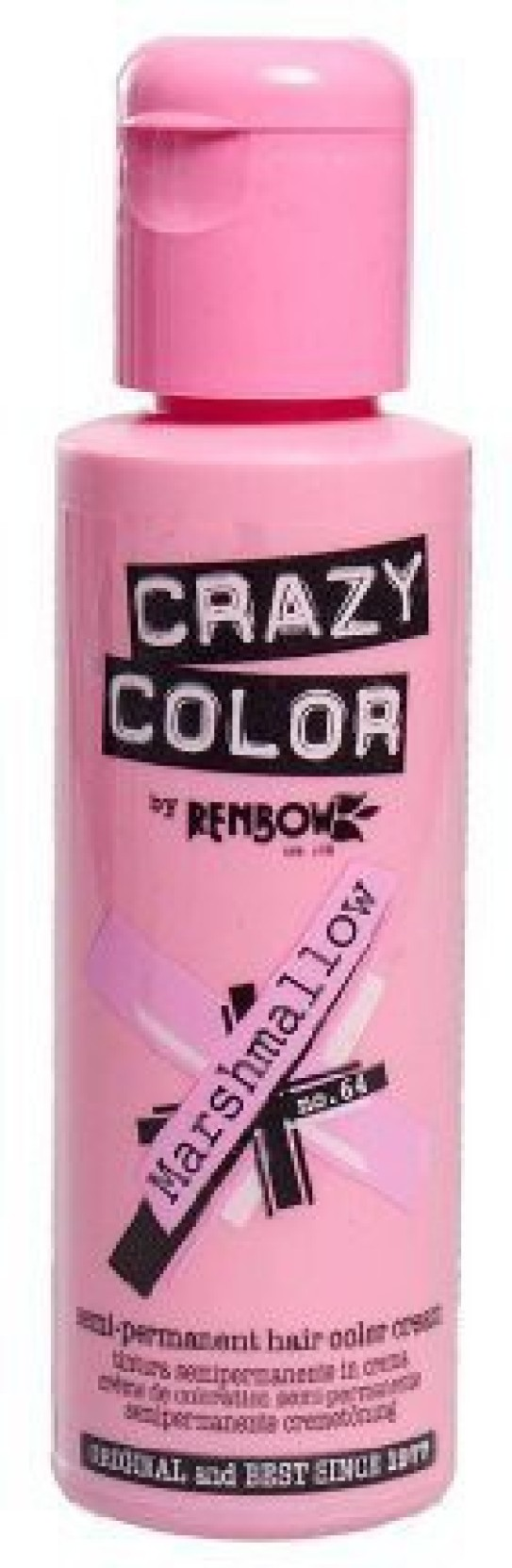 Crazy Color Greyfree Instant Temporary Hair Touch Up Light Blonde Share