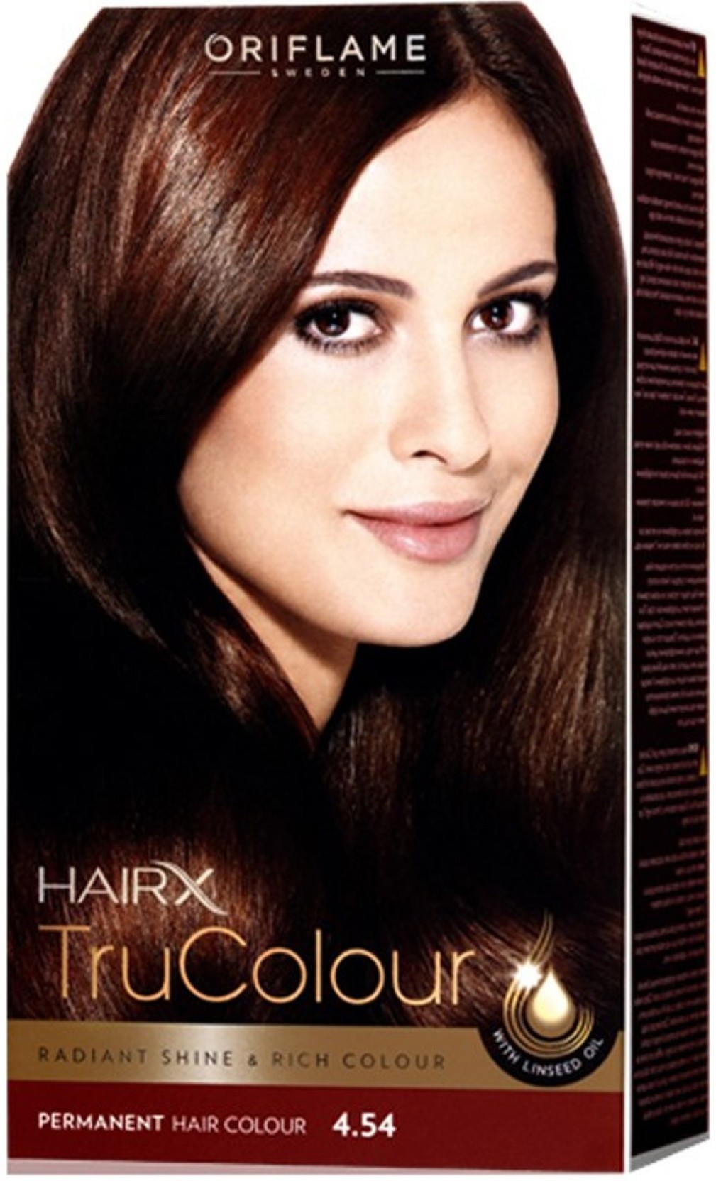 Hairx Tru Colour Radiant Shine Rich Hair Color Price In India