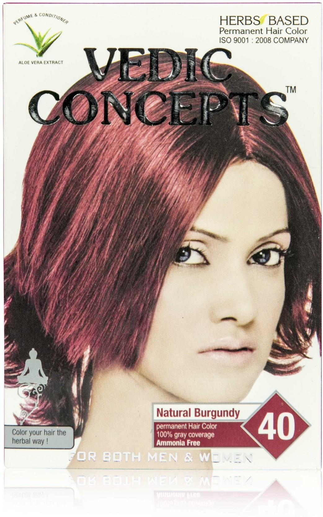 Vedic Concepts Herbal Hair Color Price In India Buy Vedic