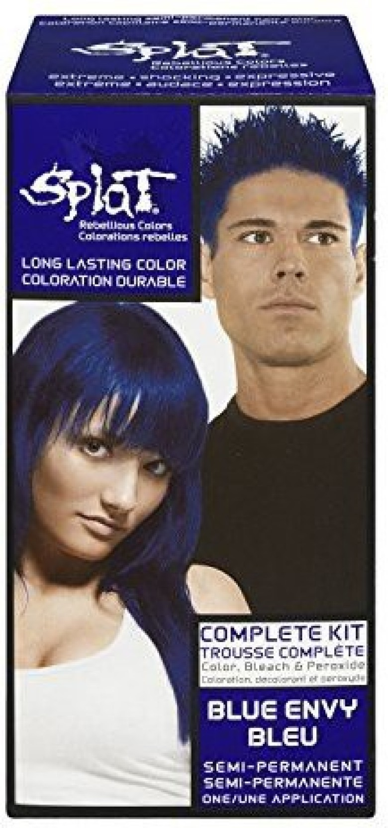 Splat Hair Color Complete Kit Envy Hair Color Price In India Buy