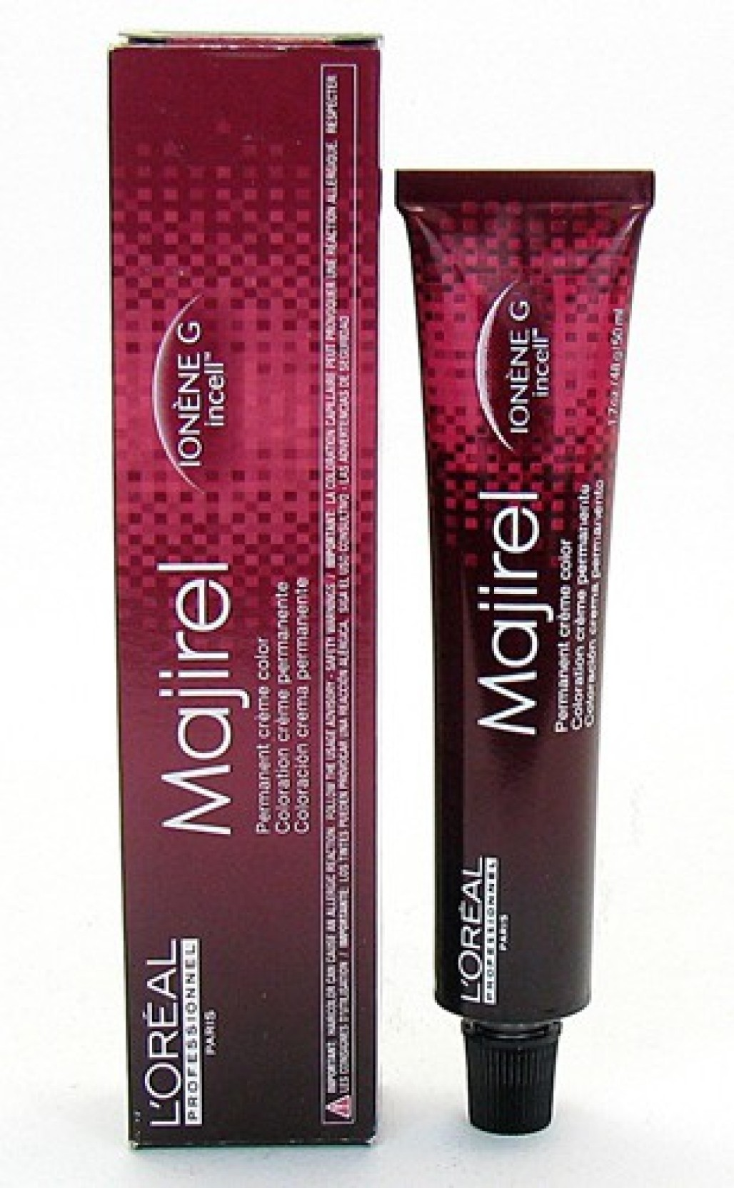 Loreal Paris Majirel Hair Color Violet Price In India Majirouge Beauty Colouring Cream 50ml Home