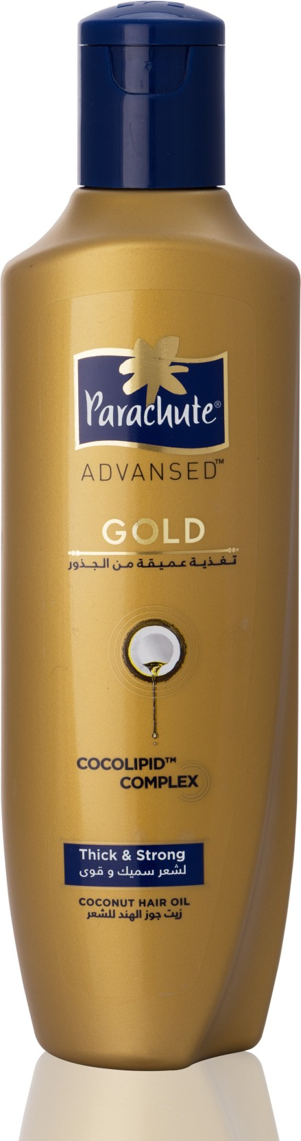 10289bf01aac Parachute Advansed Gold Thick   Strong Hair Oil - Price in India ...