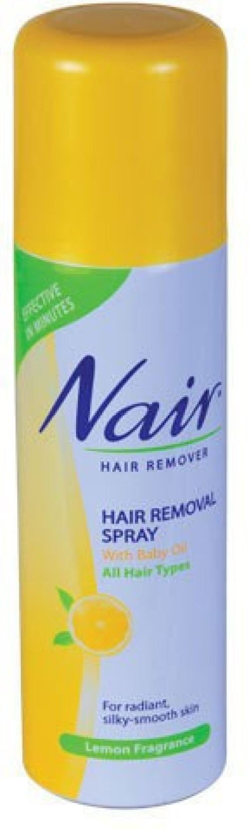 Nair Lemon Hair Removal Spray Cream Price In India Buy Nair