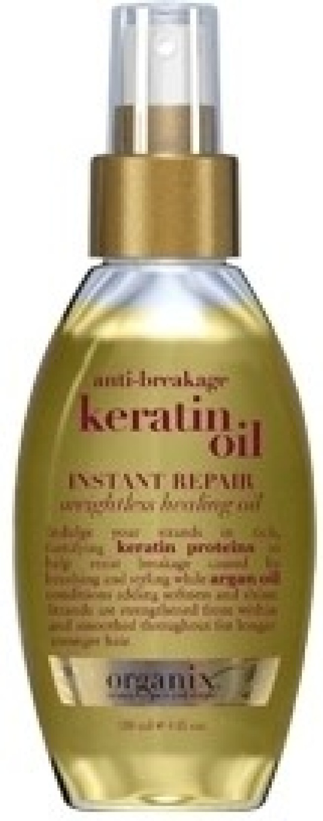 Organix Keratin Oil For Natural Hair
