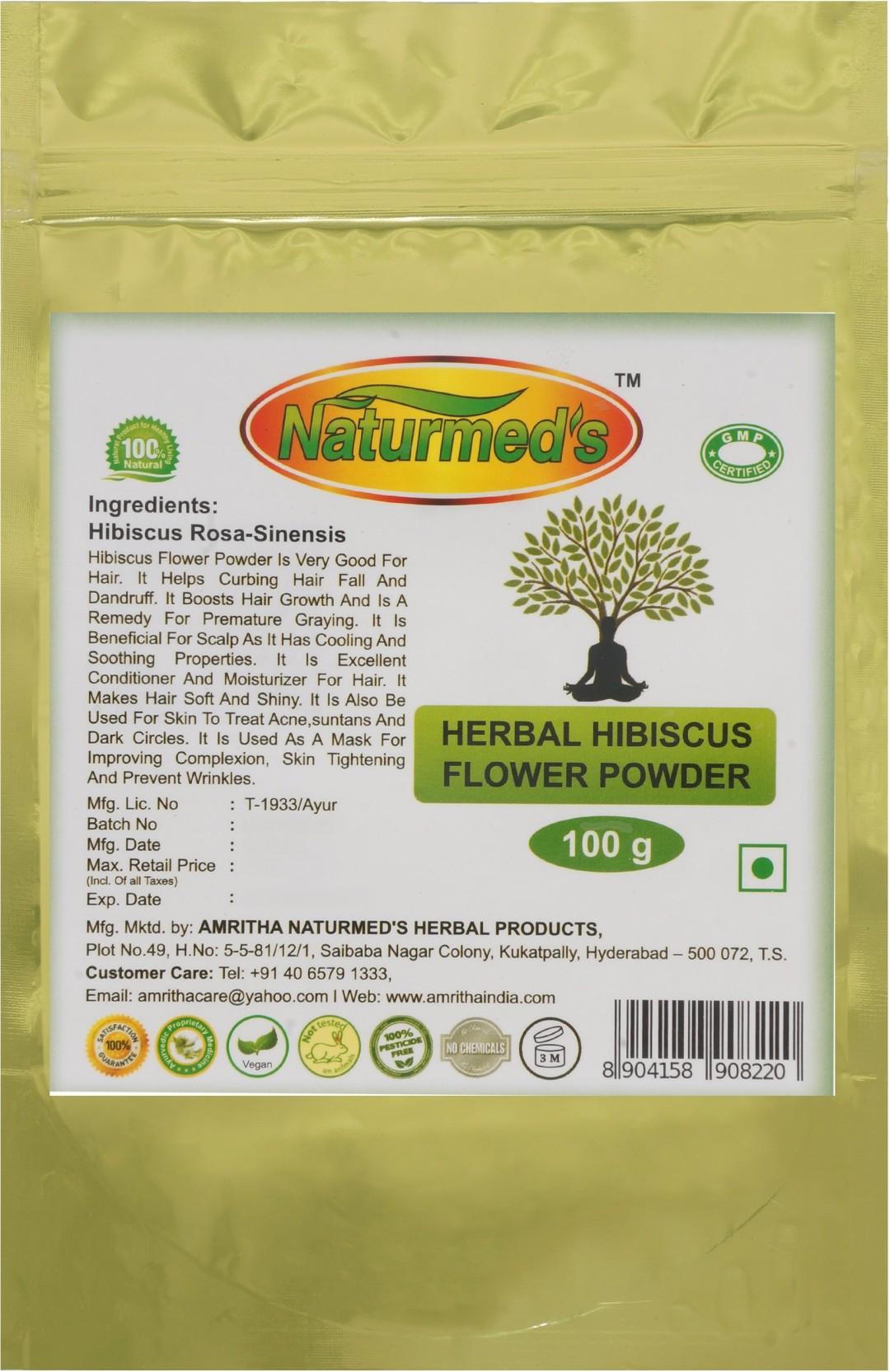 Naturmeds herbal hibiscus flower powder price in india buy naturmeds herbal hibiscus flower powder add to cart izmirmasajfo
