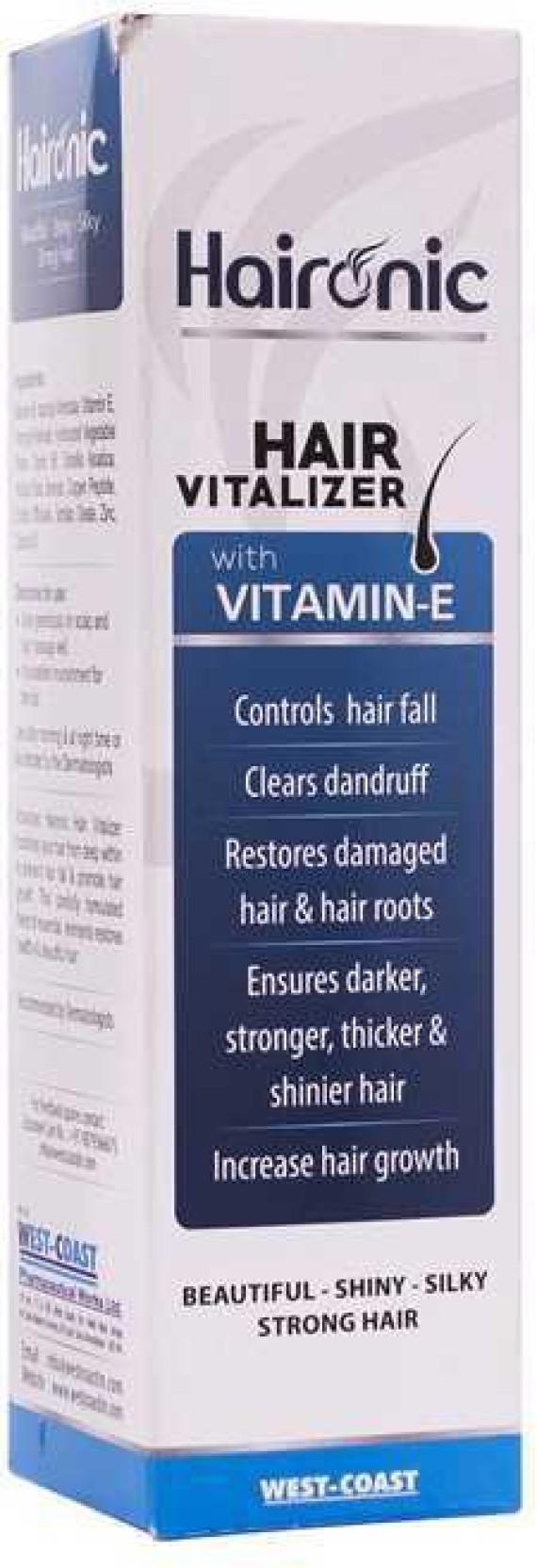 West Coast Haironic Hair Vitalizer