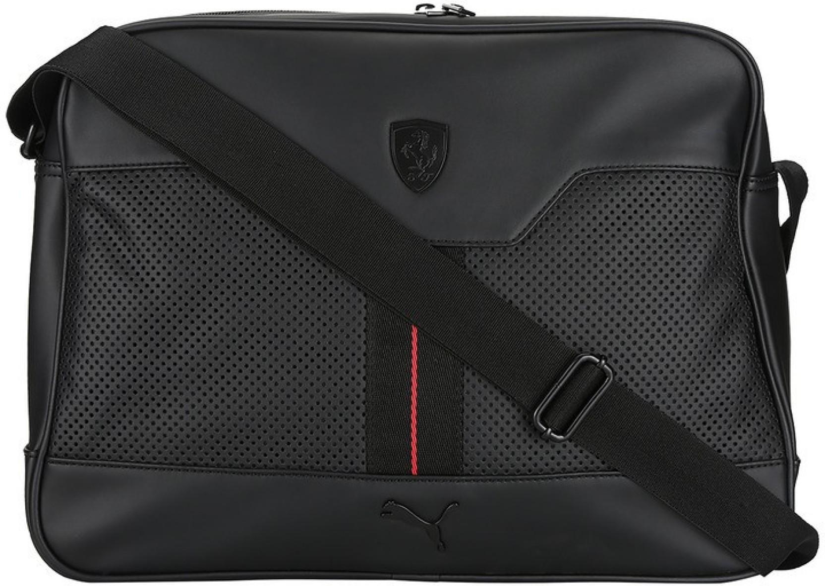 c833ada7cba0 Buy Puma Sling Bag Black Online   Best Price in India
