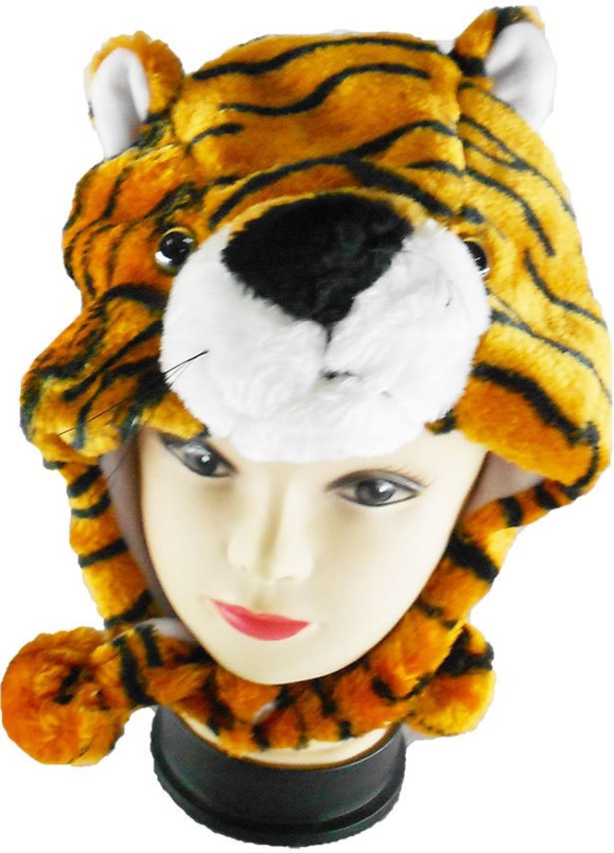 Oxytrends Kids Tiger Winter Hat Cap Price in India - Buy Oxytrends ... c23061485de