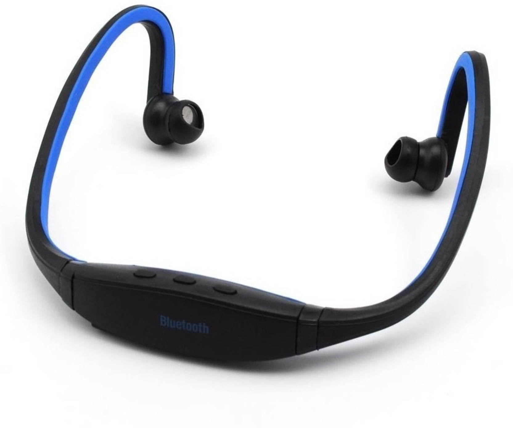 Quace Sports Stereo Earphone For Phone IPhone PC Headset With Mic Price In India
