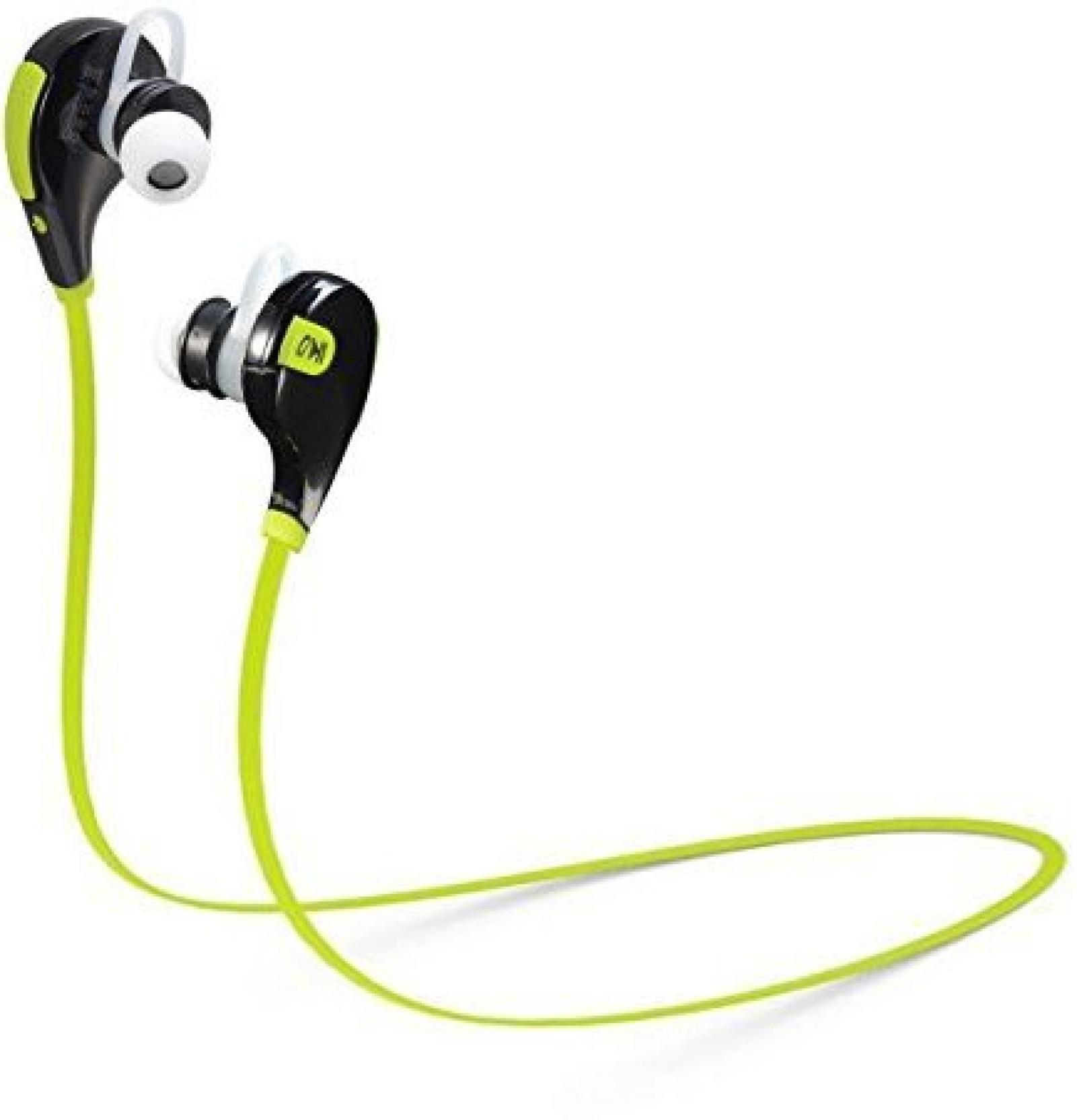 YYGIFT YYGIFT® Bluetooth 4.0 Wireless Stereo Noise Cancelling Headphones Jogger Running Sport Sweatproof Headphones Earbuds Earphone Headset with AptX,Mic ...