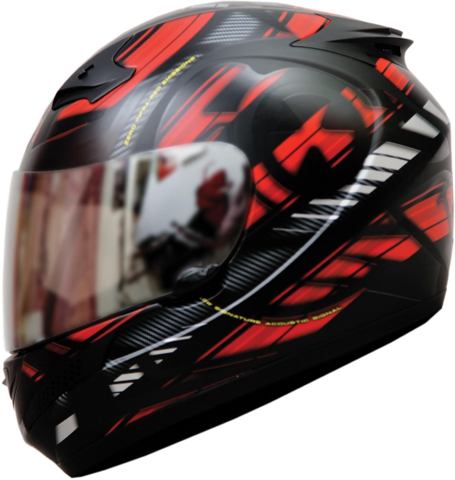 e83e8a49 Thh T76 Helmet Visor : Ash Cycles