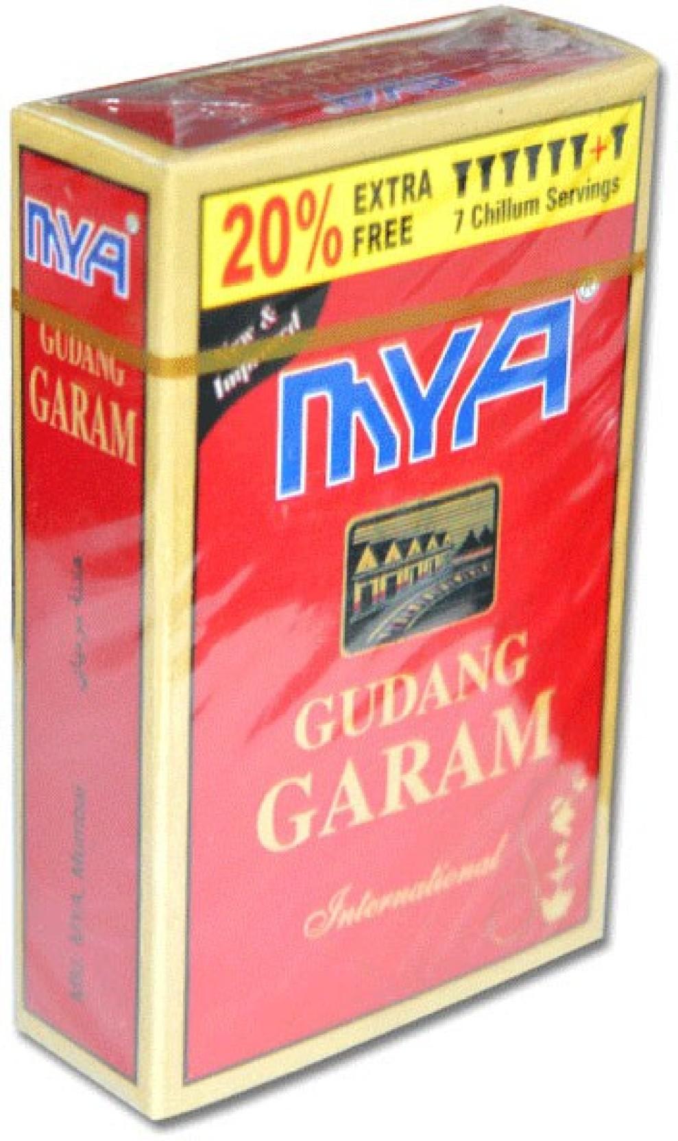 Mya Little Goa Gudang Garam Assorted Hookah Flavor Price In India Internasional 1 G