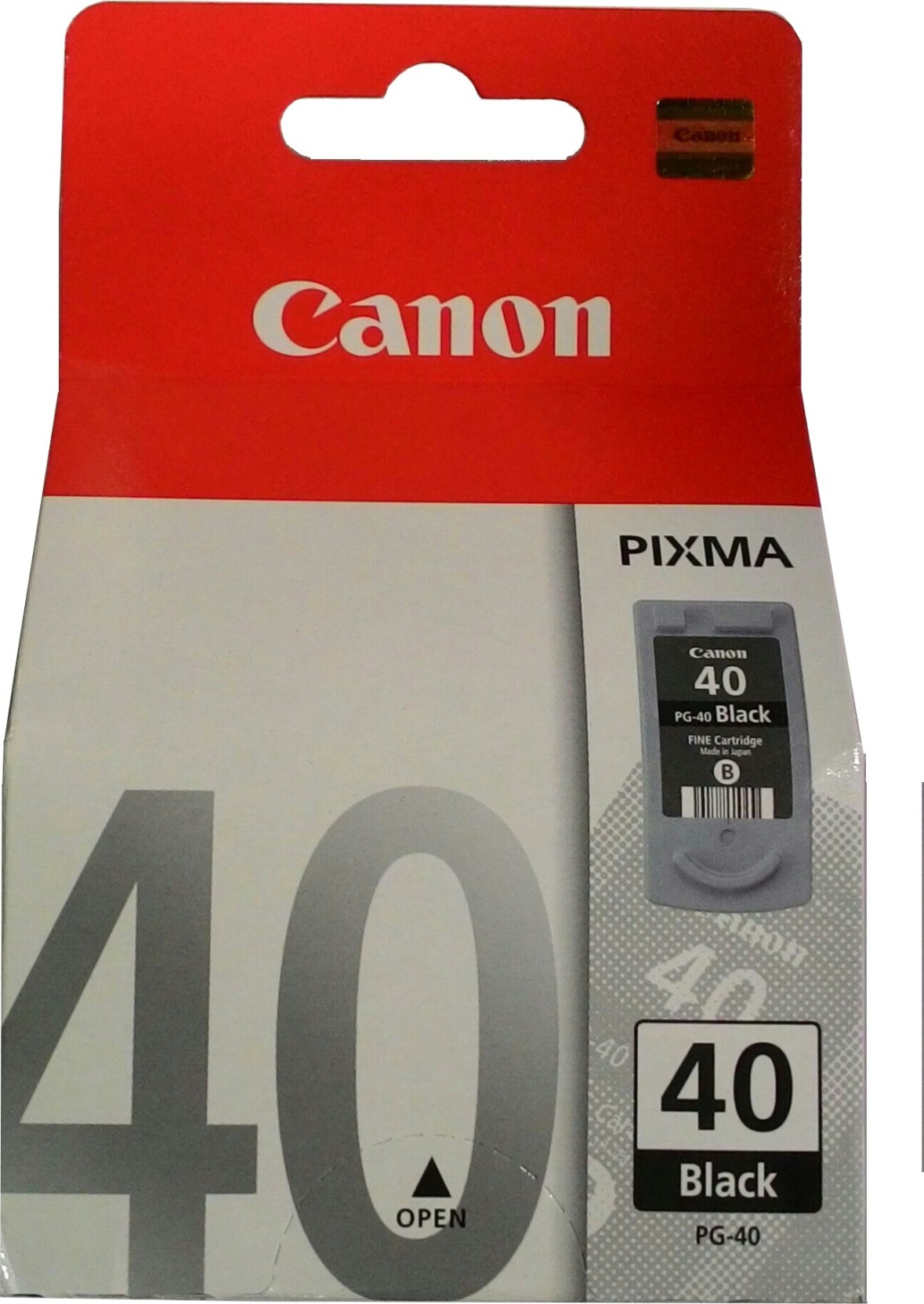 canon pg 40 ink cartridge canon. Black Bedroom Furniture Sets. Home Design Ideas
