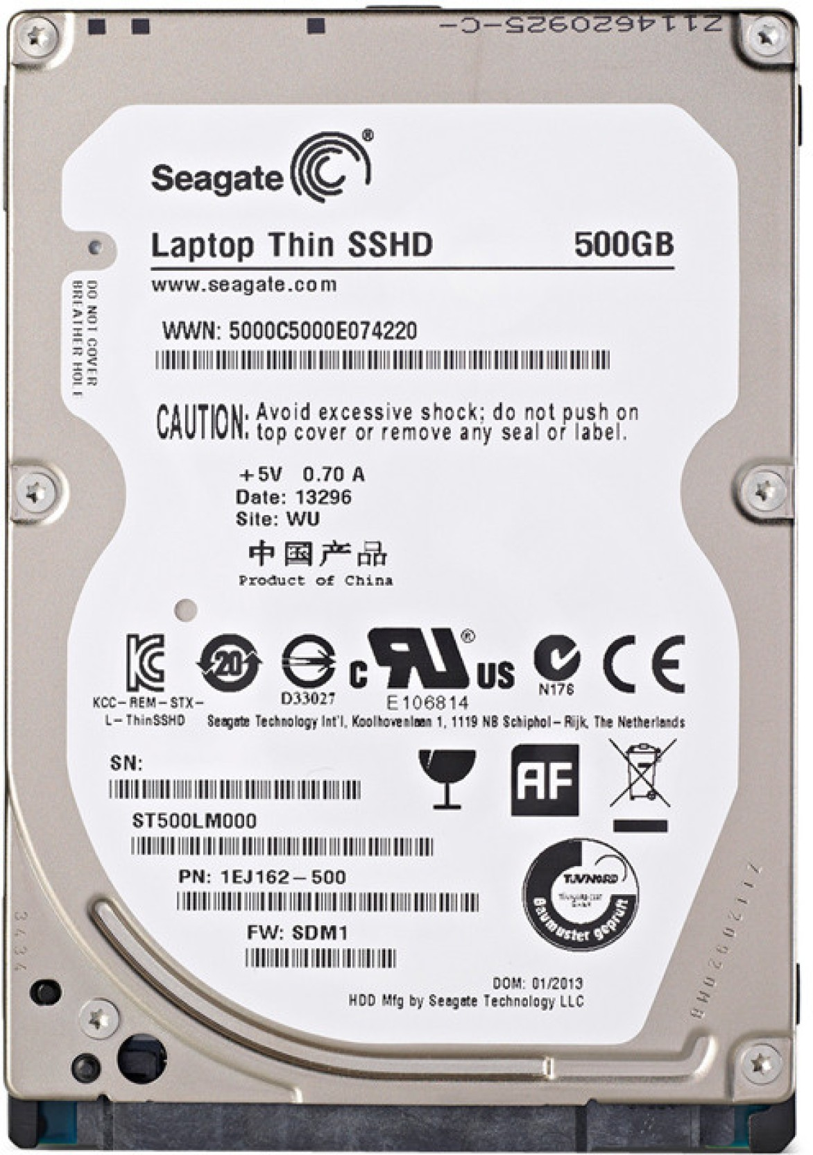 Seagate Ssd 500 Gb Laptop Internal Solid State Drive Sshd 25 Hardisk 120gb Sata Home