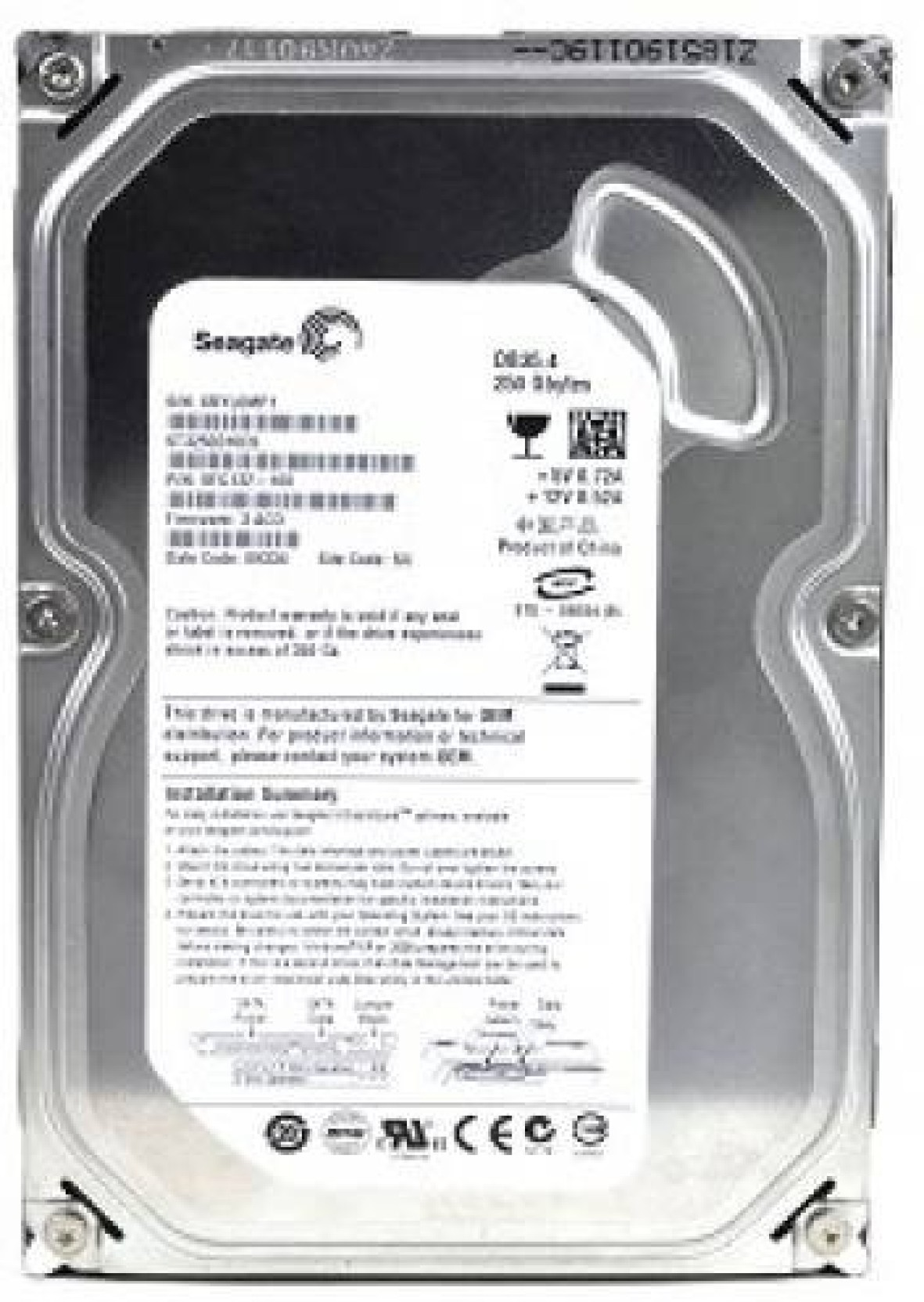 Seagate Db 34 250 Gb Desktop Internal Hard Disk Drive St3250310cs Hardisk Pc Sata Add To Cart