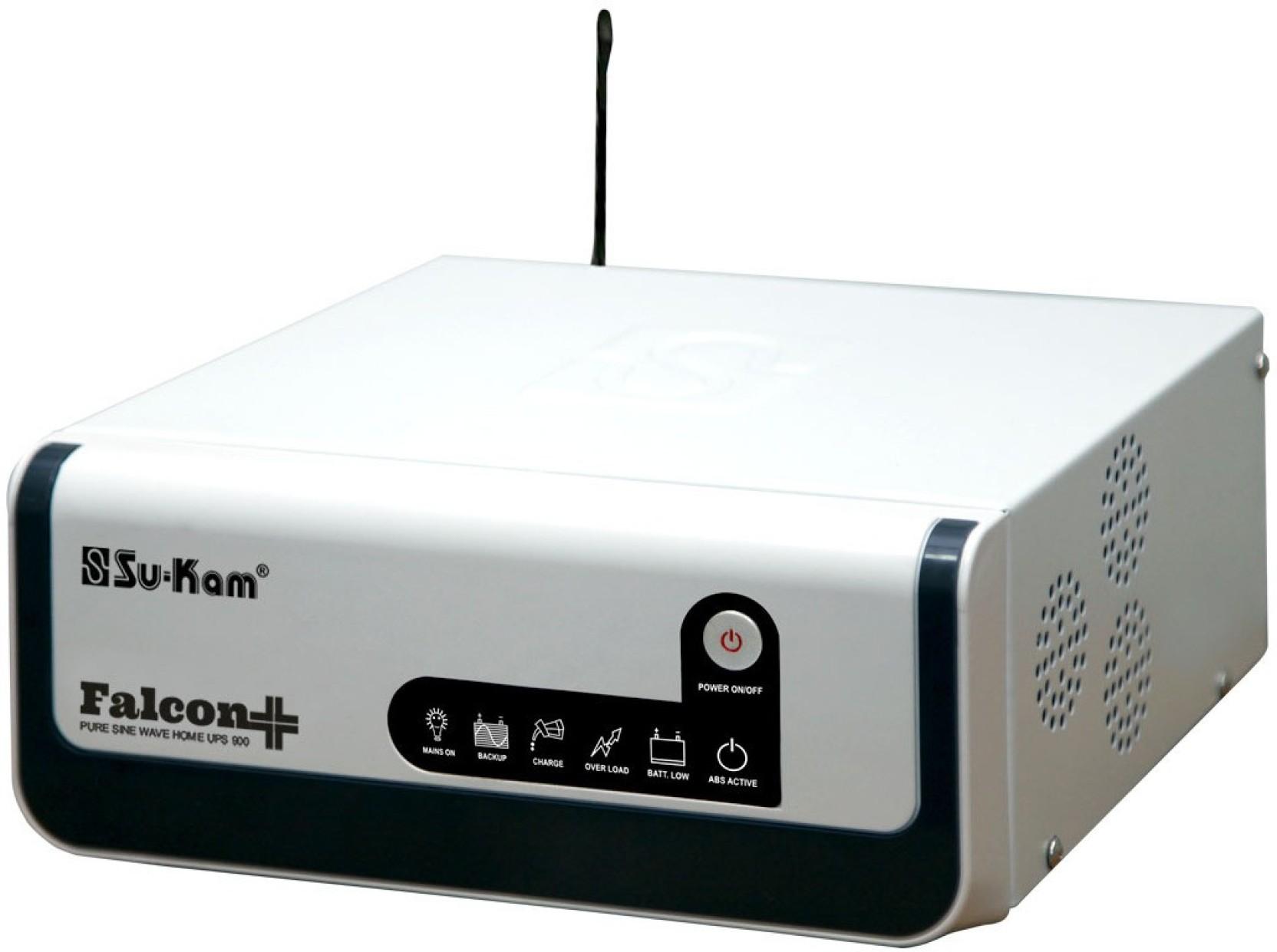 Su-Kam Falcon+ 900VA/12V Pure Sine Wave Inverter