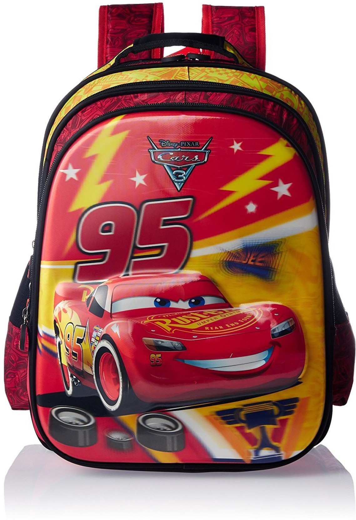 NWT Disney Store Cars 3 Cars Backpack Boy School bag