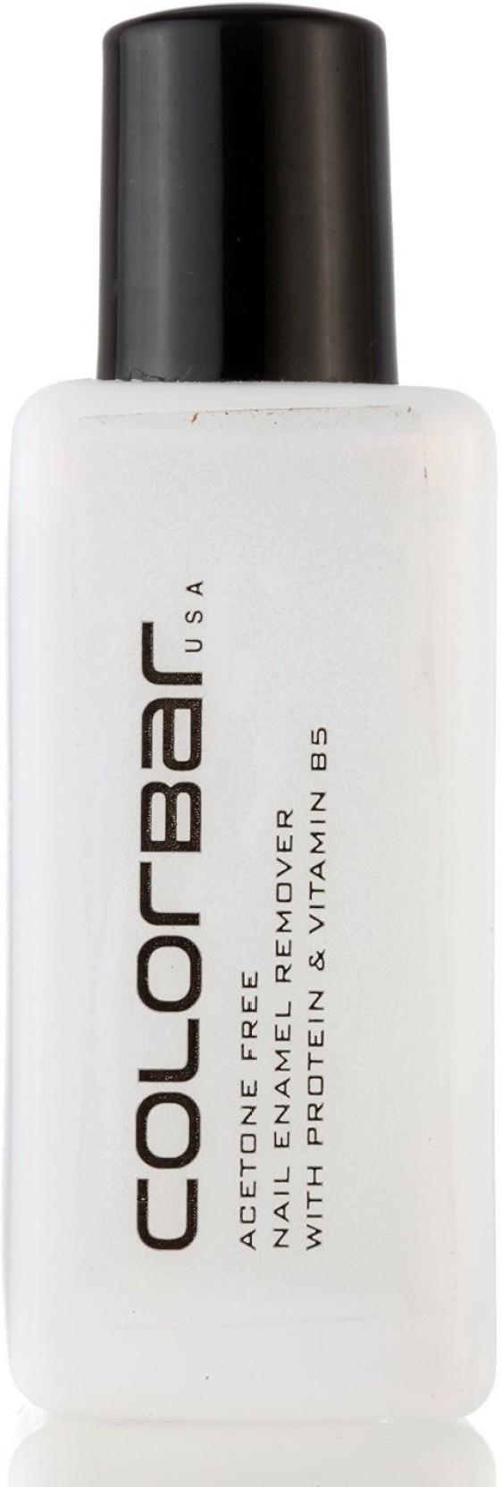 Colorbar Nail Polish Remover