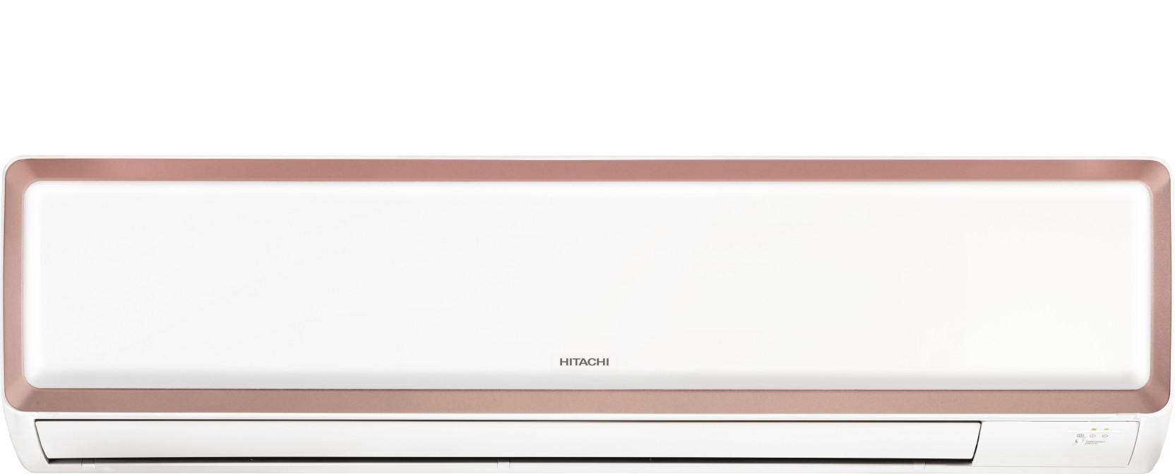 Hitachi 1 Ton 3 Star BEE Rating 2017 Split AC - Copper