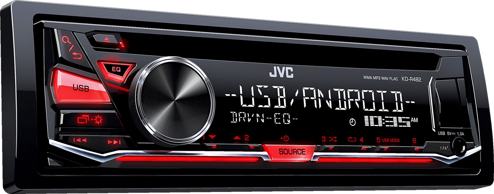JVC KD-R482 Car Stereo. ADD TO CART