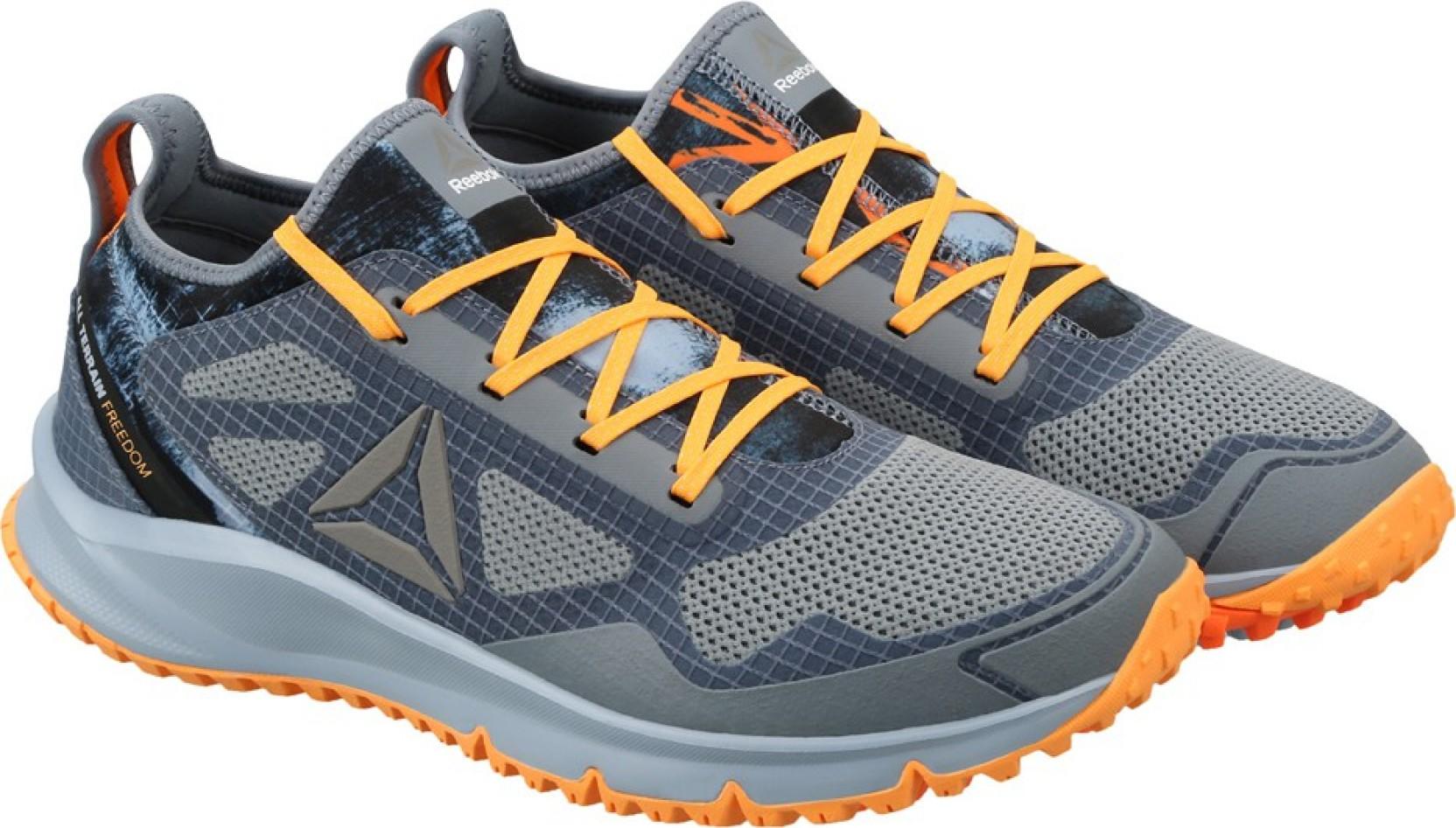 4a9705cff94 REEBOK ALL TERRAIN FREEDOM Running Shoes For Men - Buy DUST GREY ...