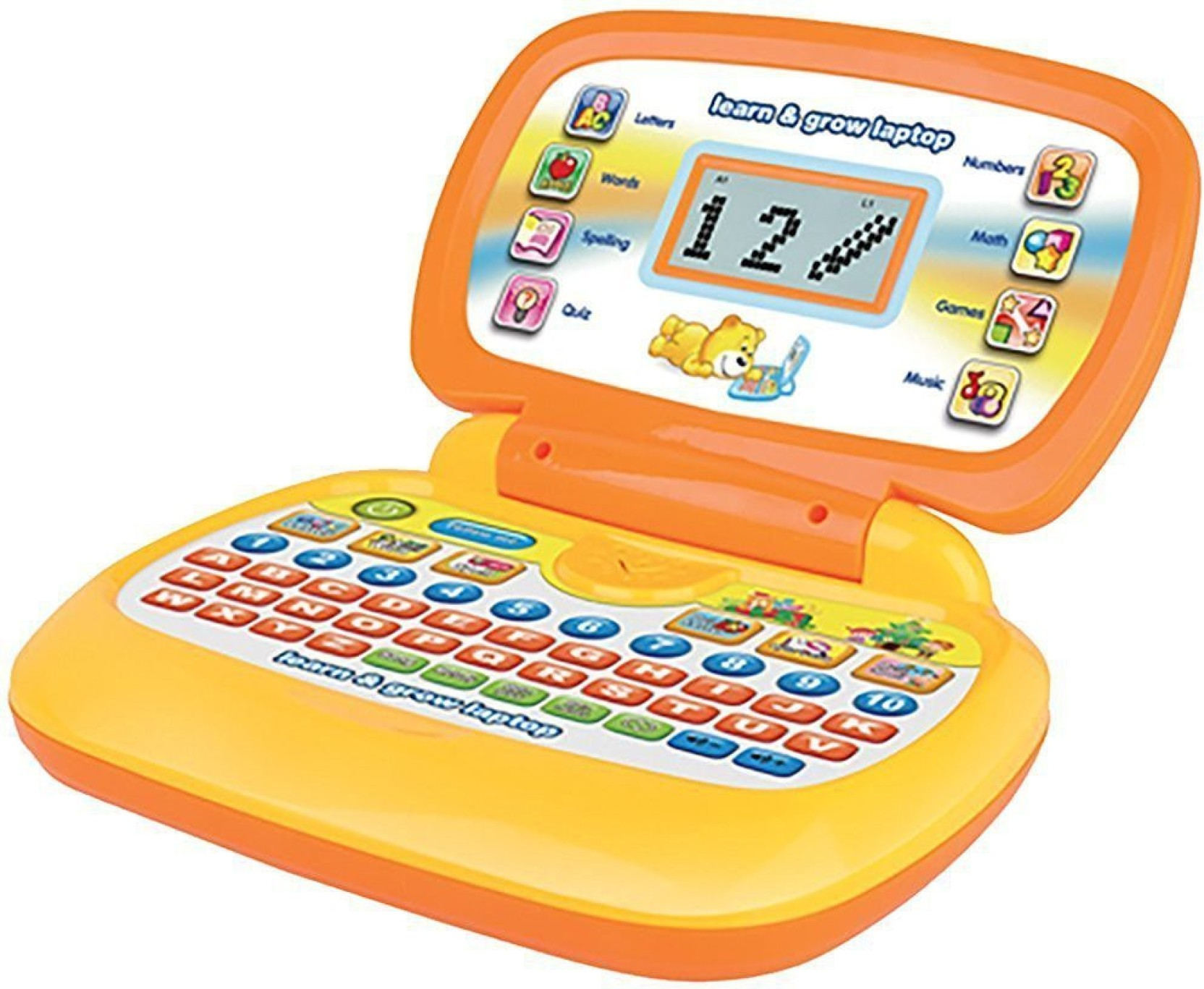 Saffire Kids Learn and Grow Laptop Price in India Buy Saffire