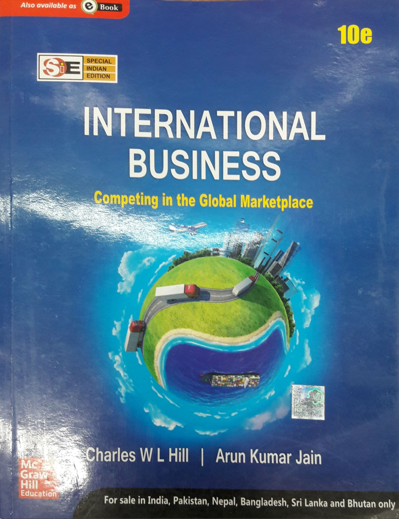 International business competing in the global marketplace 10th offer zone international business competing in the global marketplace 10th edition add to cart fandeluxe Images