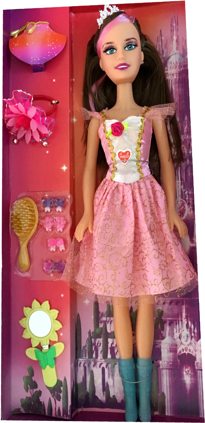 ... Barbie Doll. Share