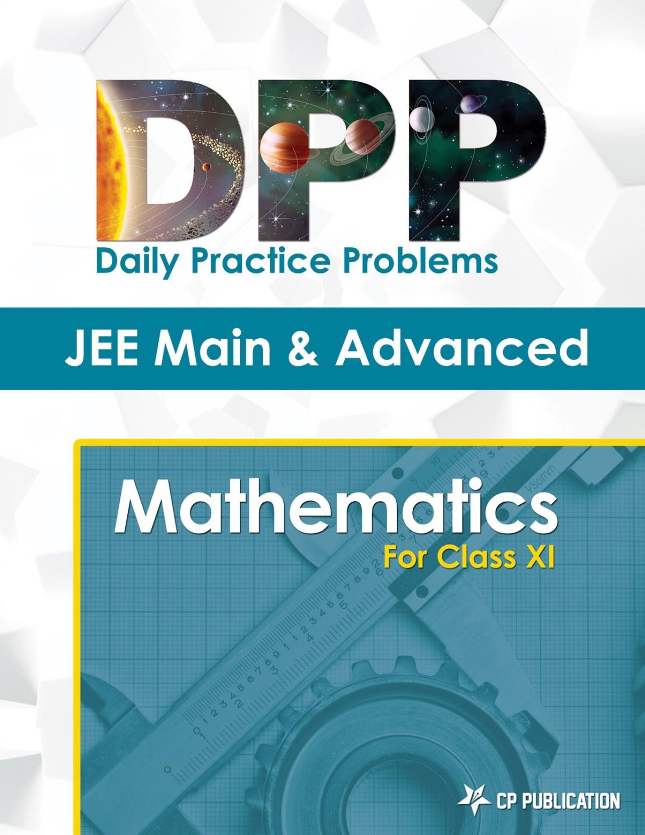 JEE Advanced Maths