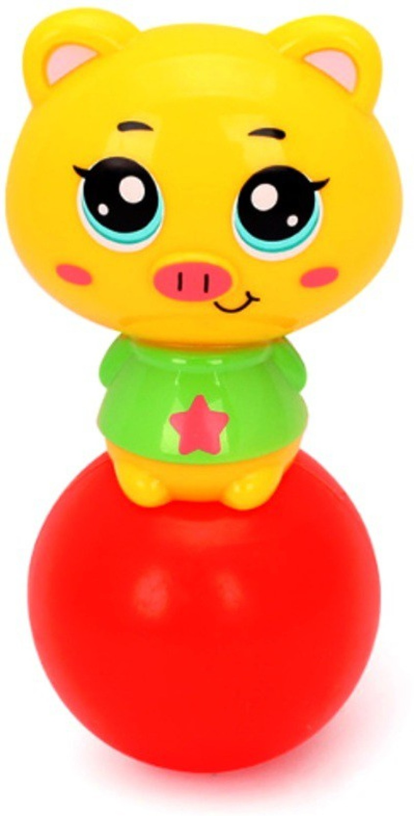 Cartoon Infant Baby Shake Bell Rattles Newborn Toys Hand Toy For Marvelous zQkrn