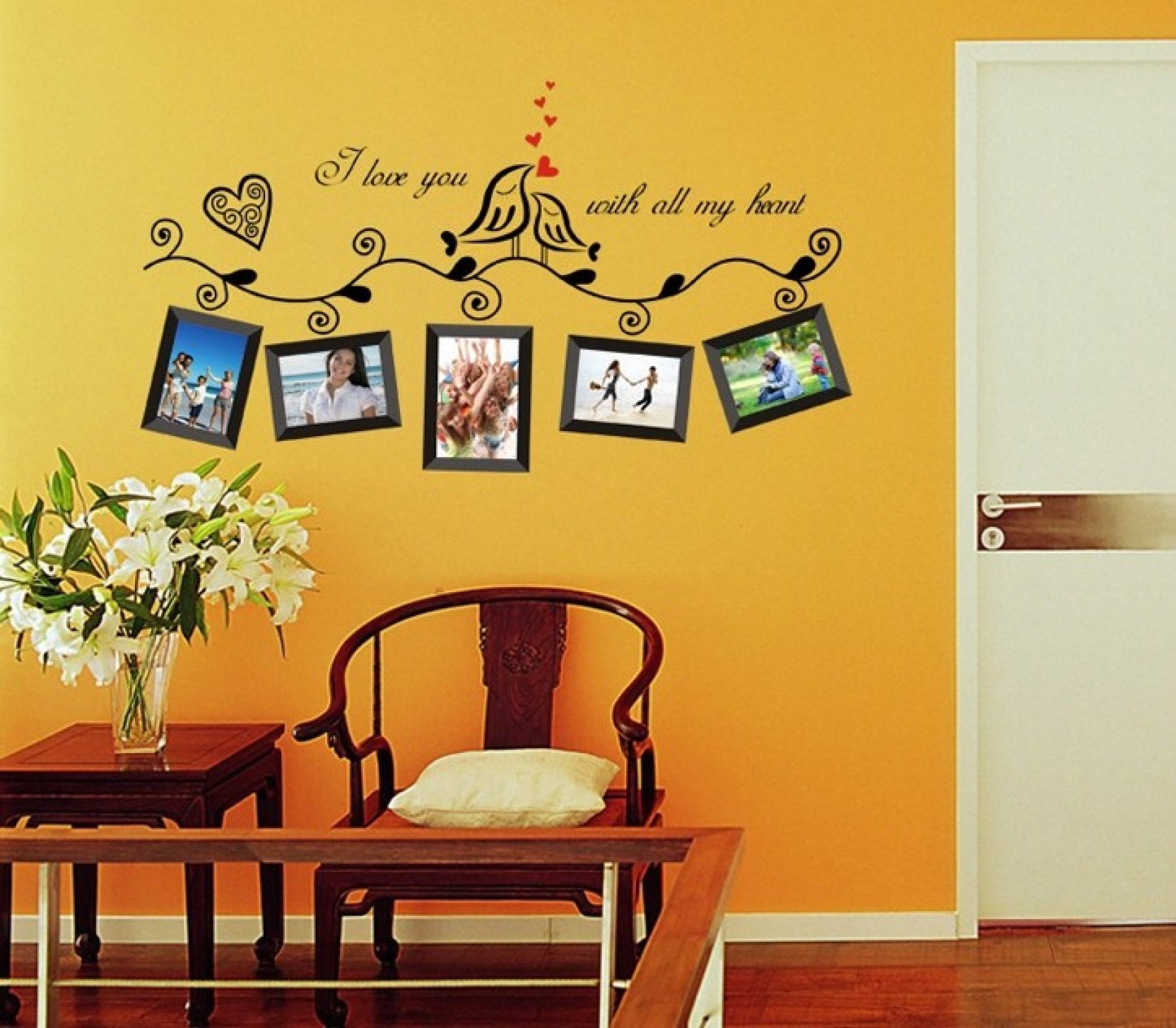 Oren Empower Decorative Frames Wall stickers for living room ...