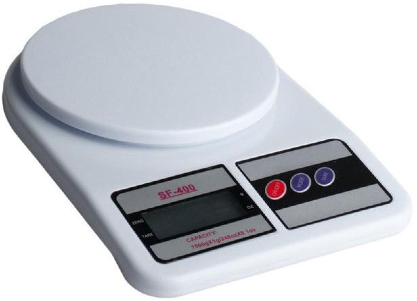 Vivir Electronic Kitchen Digital Weighing Scale 10 Kg Weight Measure ...