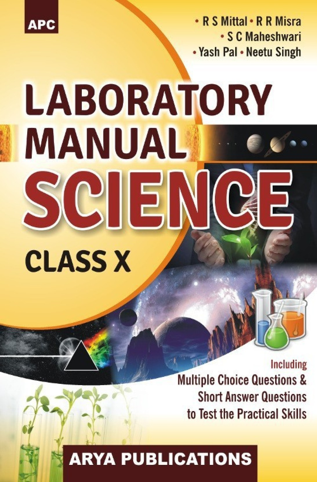 Arya Laboratory Manual Science Class X. ADD TO CART