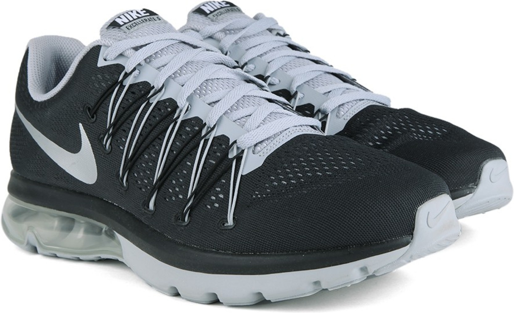 95cf0afe337ff Nike AIR MAX EXCELLERATE 5 Running Shoes For Men - Buy BLACK ...