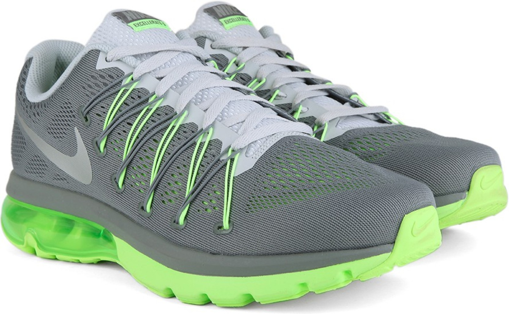 sports shoes 53573 d49de Nike AIR MAX EXCELLERATE 5 Running Shoes For Men - Buy BLACK ...
