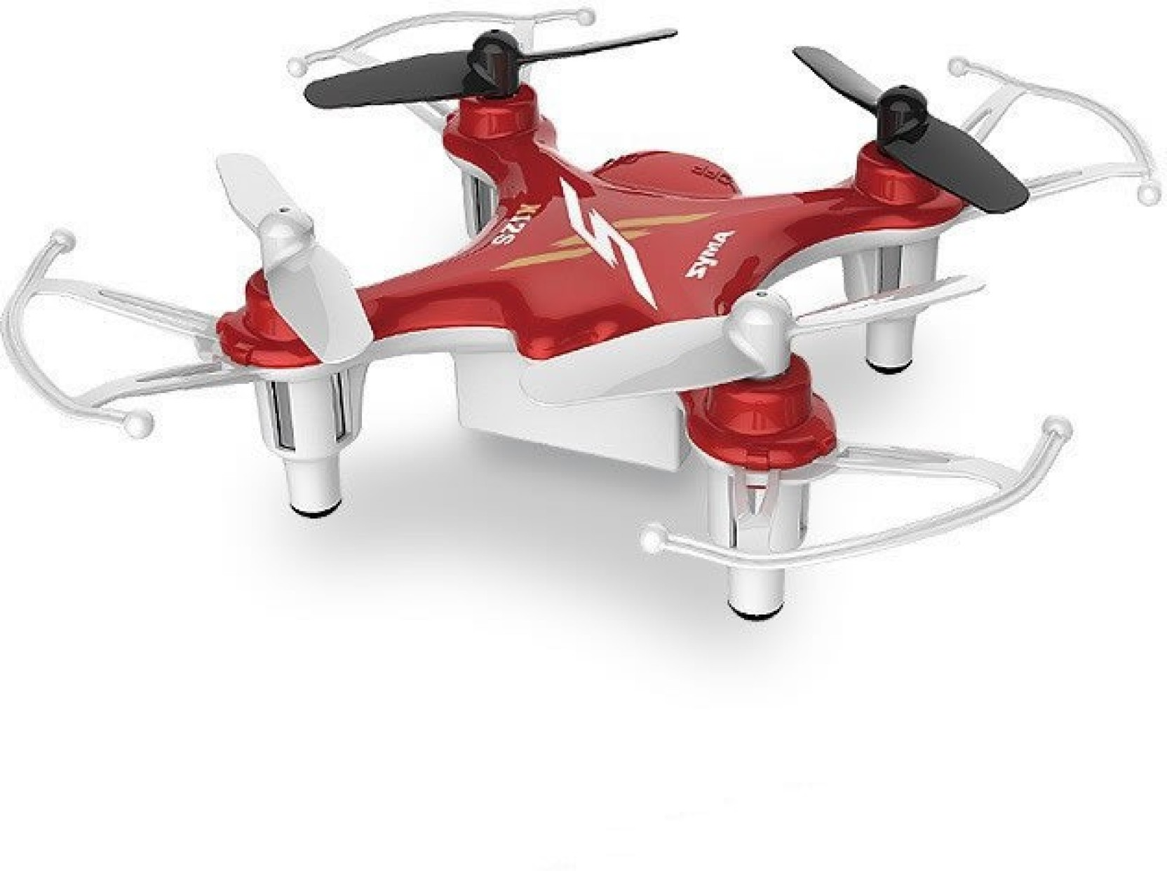 ead069aecb2 SYMA X12S with 2.4G 4CH 6-Axis Headless Mode Nano RC Quadcopter ...