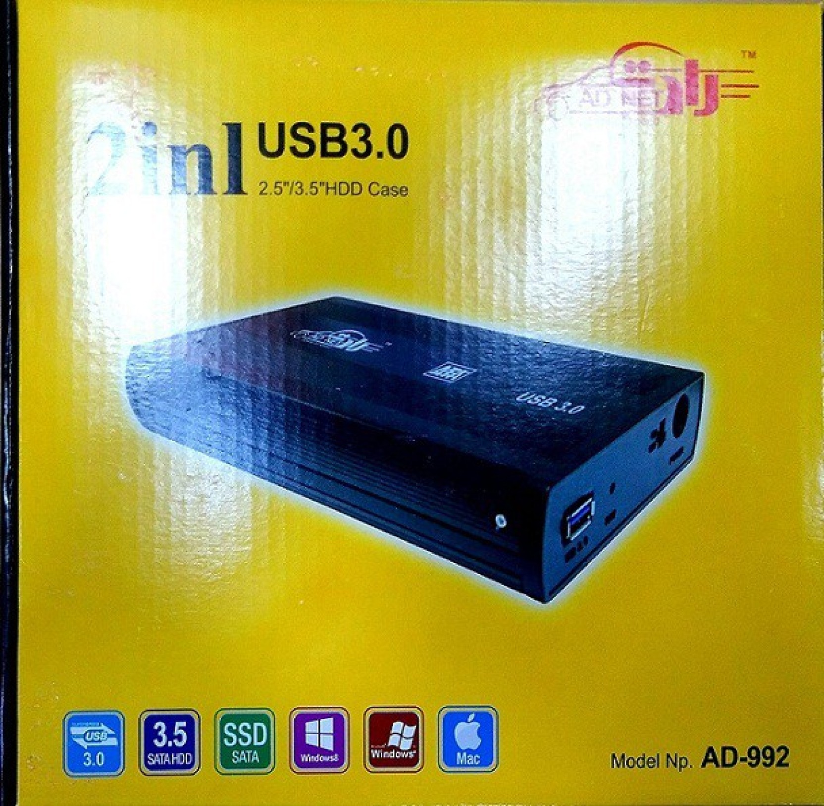 Daftar Harga Cassing Hardisk 25 Samsung Usb 20 Case Hdd Laptop Orico Phi 35 35inch Protector Yellow Adnet 2 In 1 Casing Inch And Sata Hard Disk