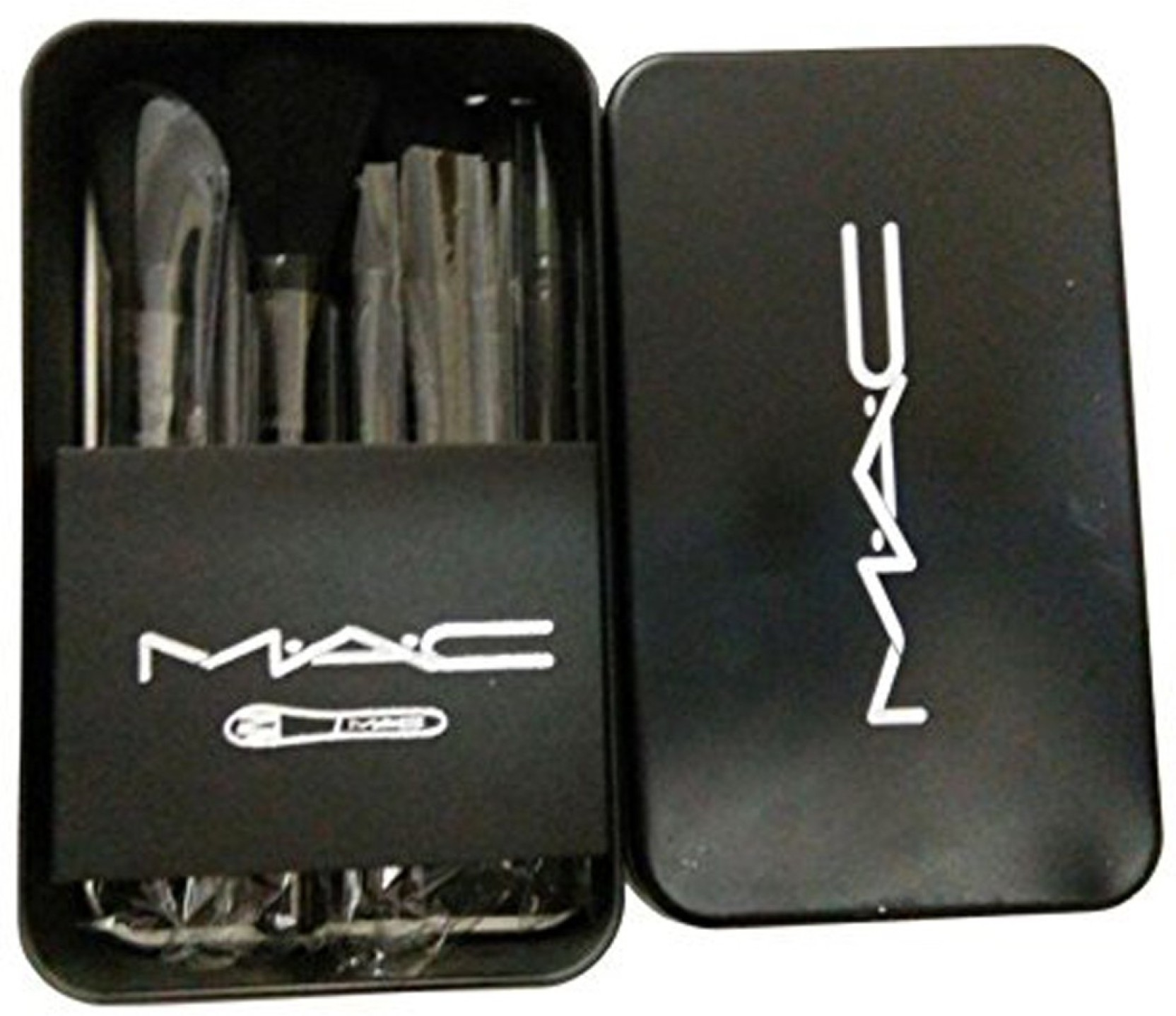 M A C Cosmetic Makeup Brush Set With Storage Box Price