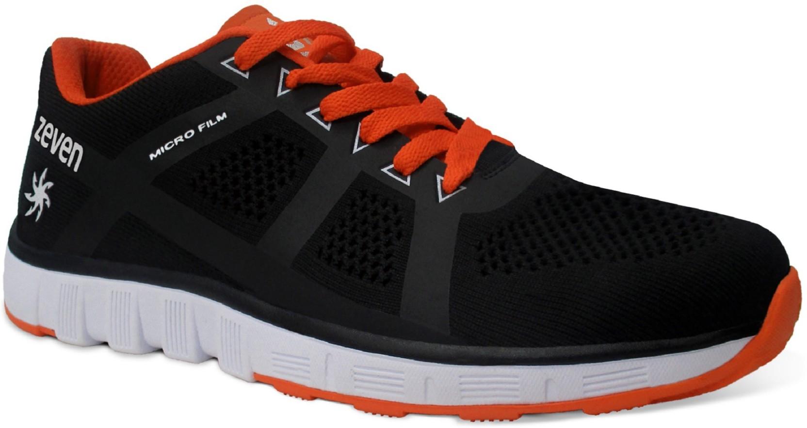 Zeven Grip Training   Gym Shoes For Men - Buy Black Color Zeven Grip ... 889af6684