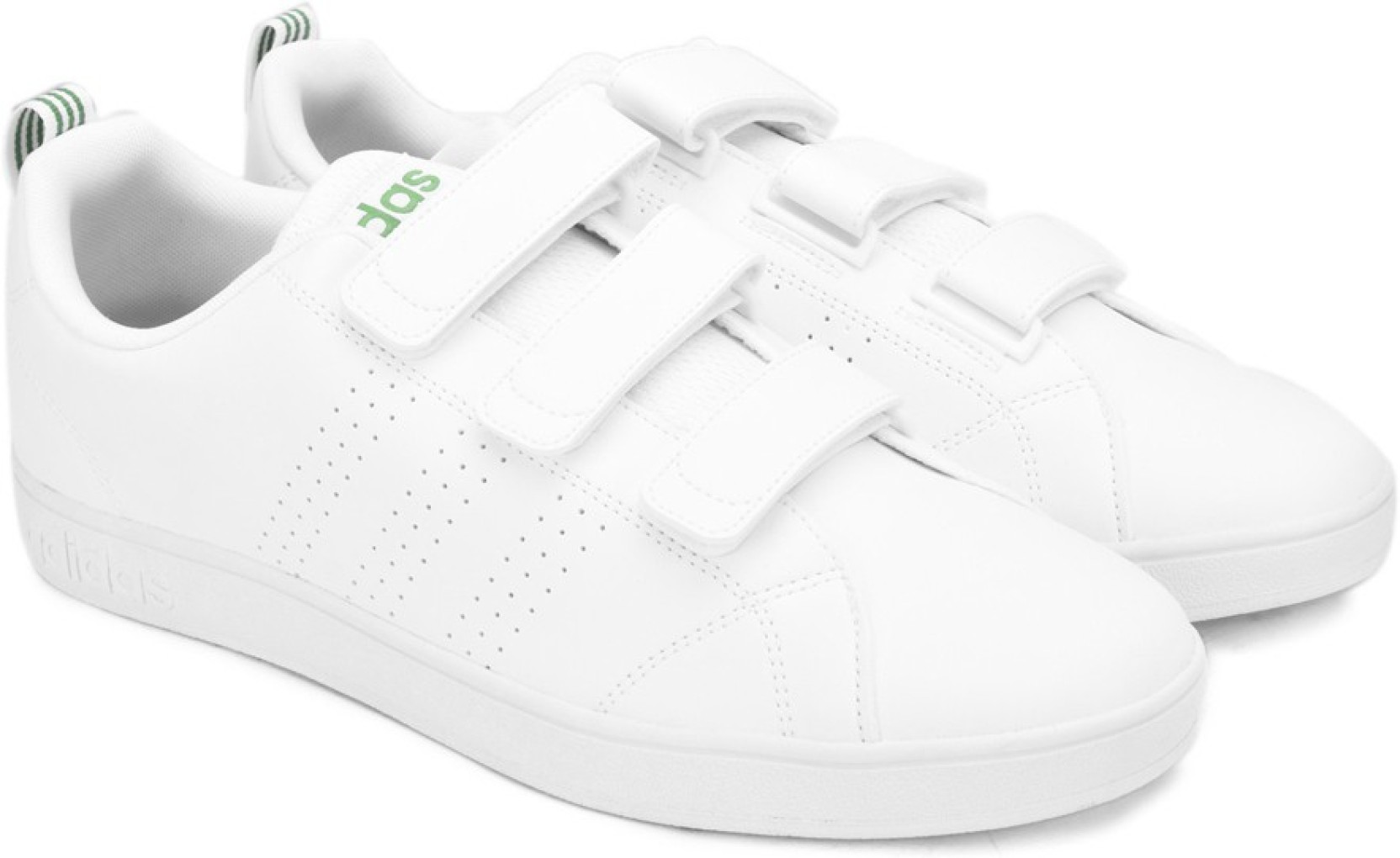 separation shoes bc785 1df4c ADIDAS NEO VS ADVANTAGE CLEAN CMF Sneakers For Men (White)