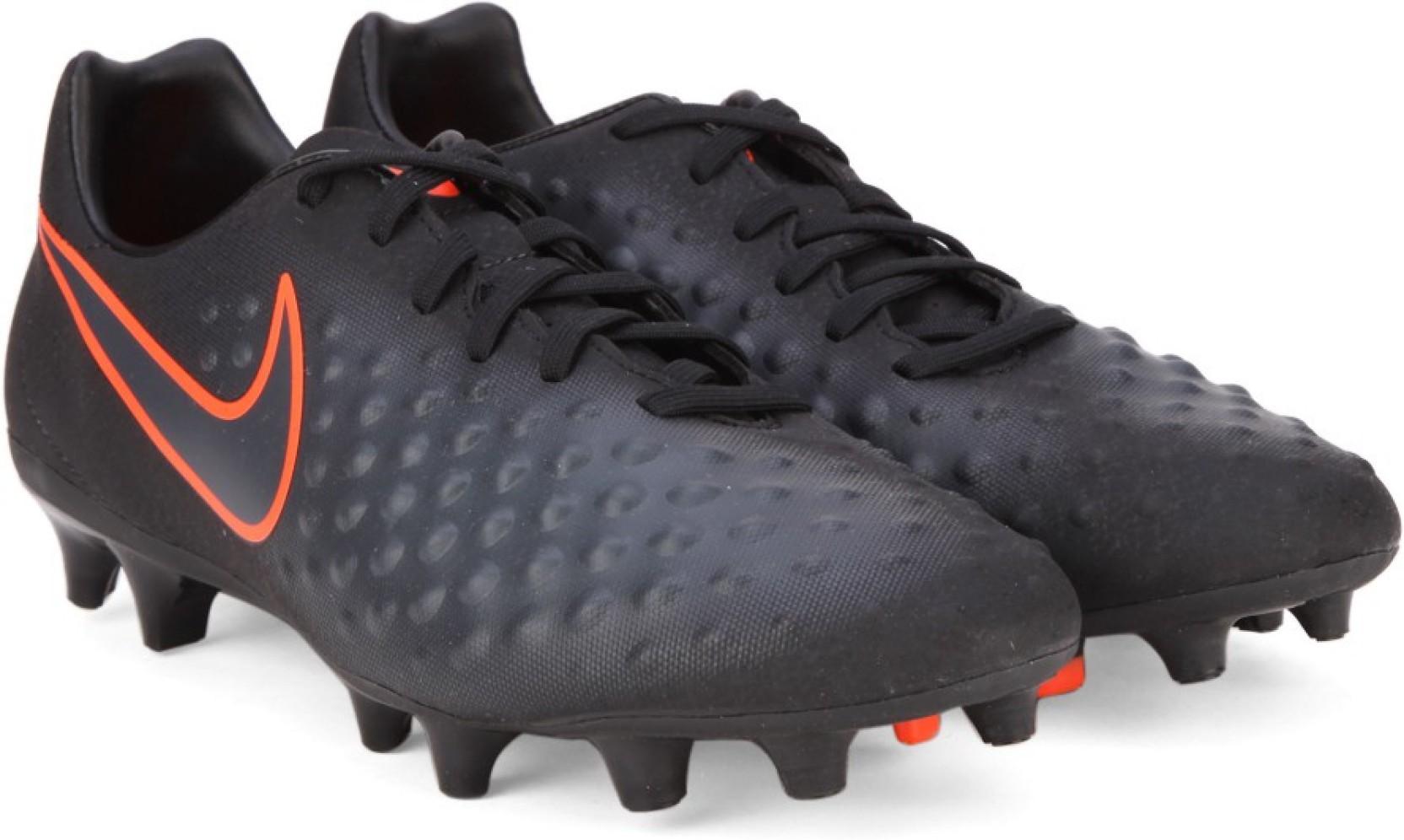 new concept ea5b4 6c0e7 Nike MAGISTA ONDA II FG Football Shoes For Men (Black)