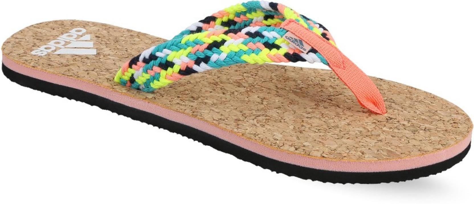 90ff37059cc3 ADIDAS BEACH CORK THONG WS Slippers. Home · Footwear · Women s Footwear ·  Slippers   Flip Flops