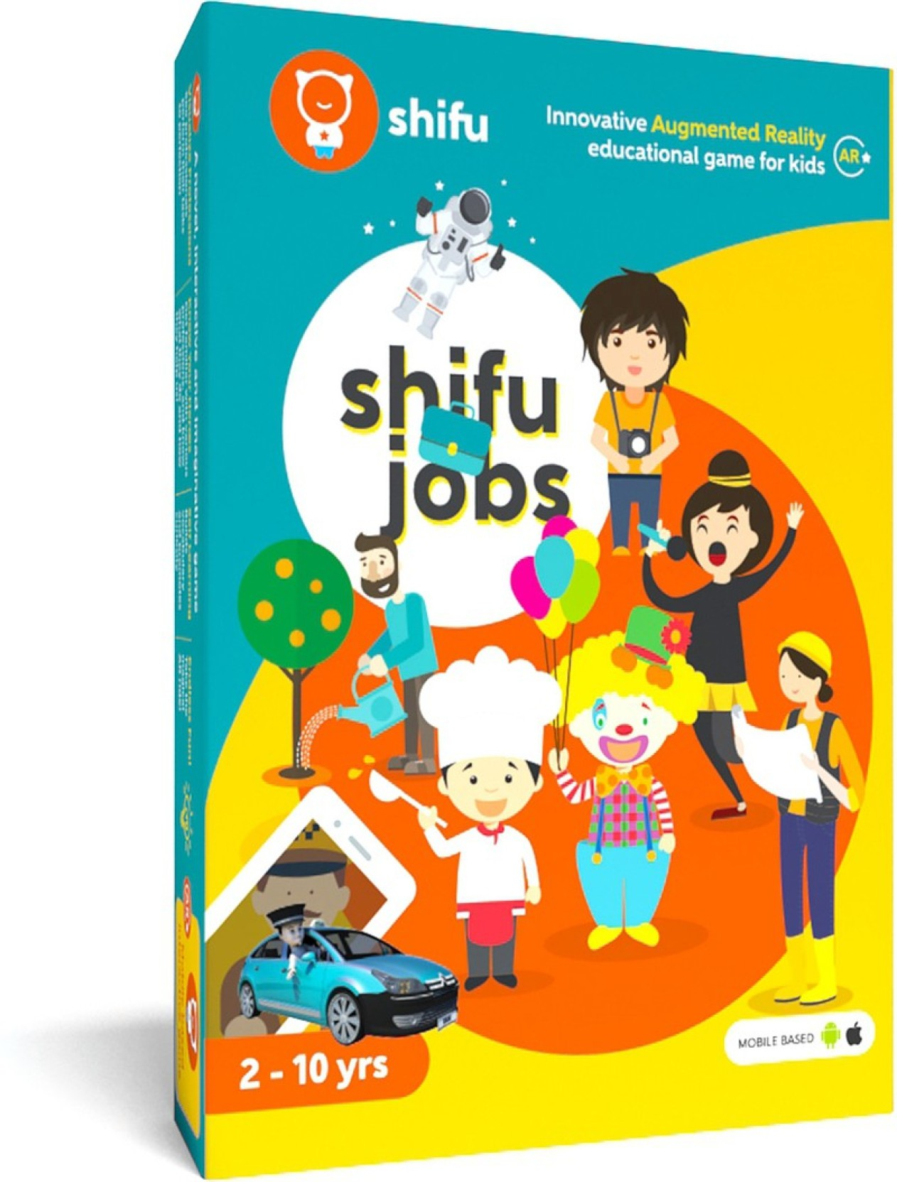 Shifu Jobs Augmented Reality Learning Games iOS & Android 60