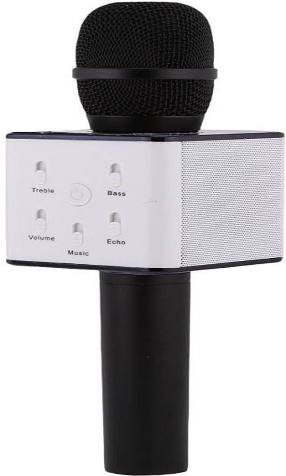 Konarrk Q7 Handheld Ktv Wireless Bluetooth Karaoke Singing Mic Microphone Hifi Speaker Sing A Song Player Add To Cart