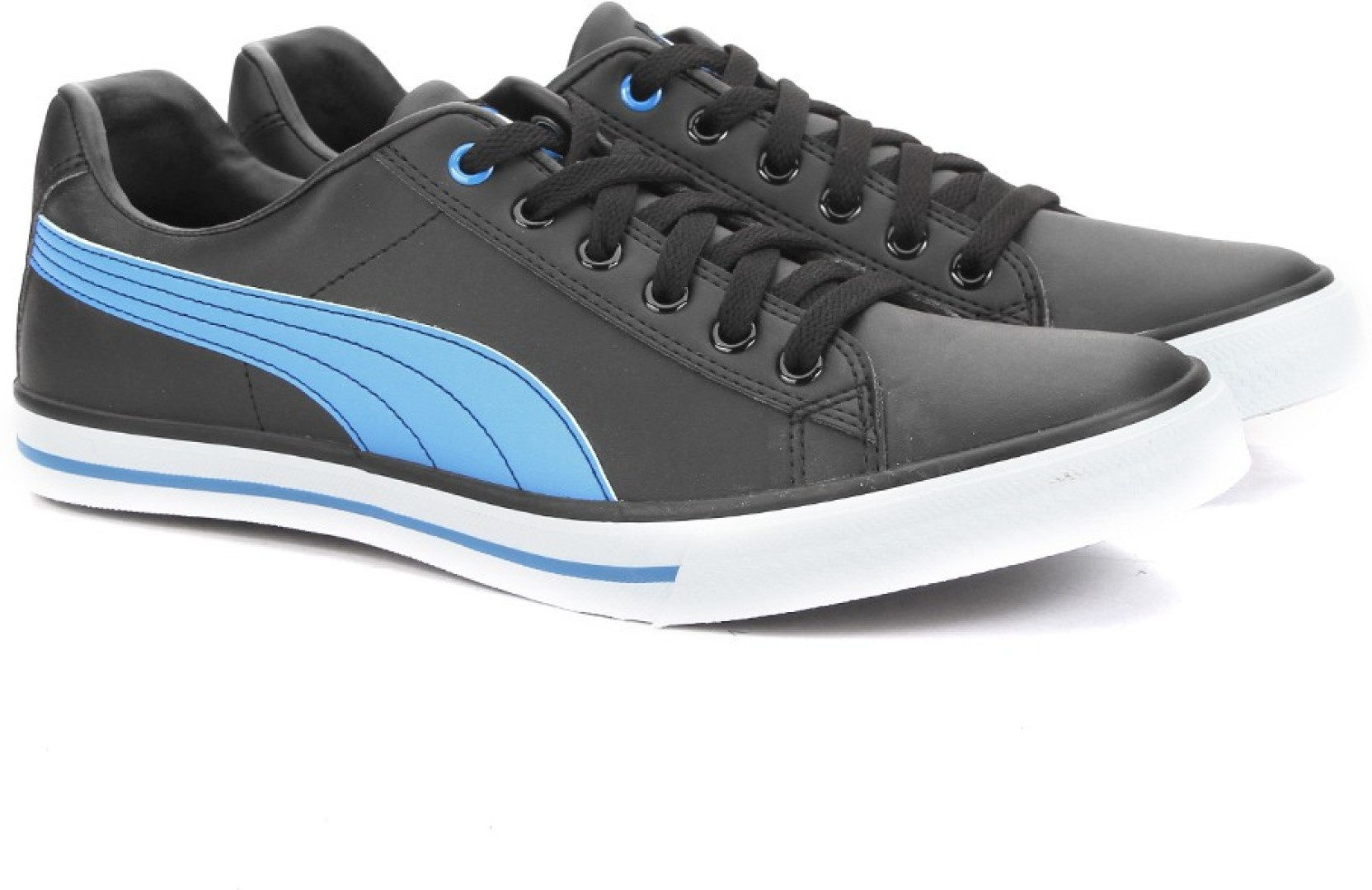 Puma Salz Iii Dp Sneakers Buy Puma Black French Blue