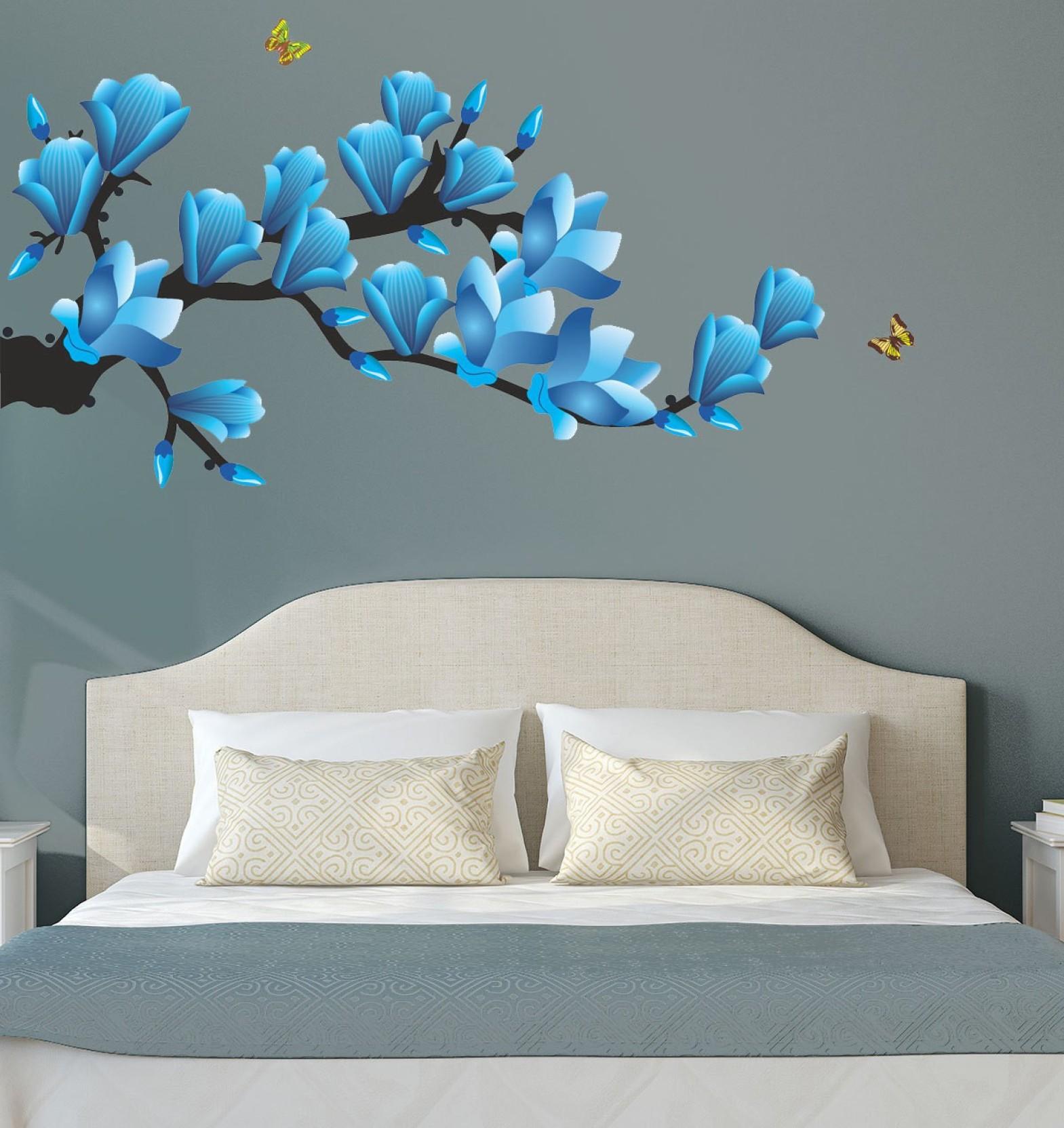New Way Decals Wall Sticker Floral Amp Botanical Wallpaper